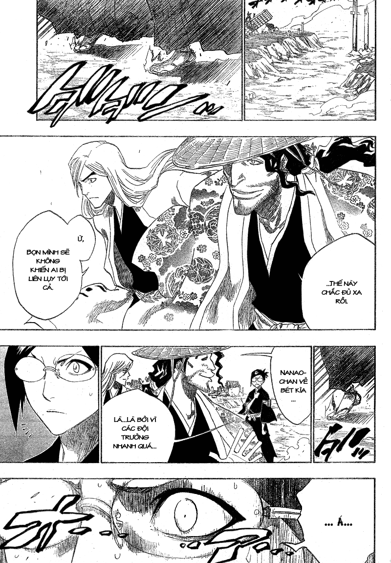 Bleach chapter 154 trang 16