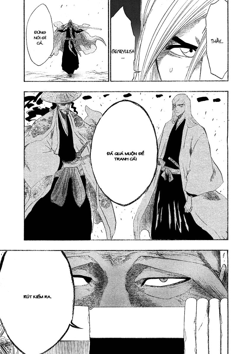 Bleach chapter 155 trang 13