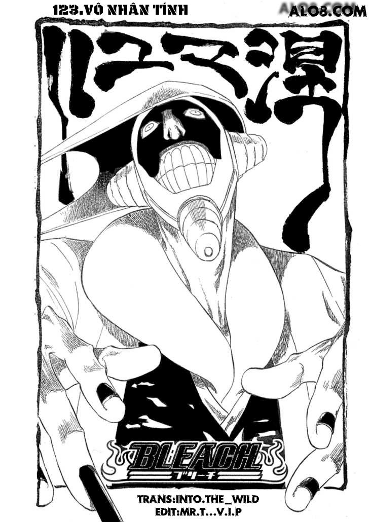 Bleach chapter 123 trang 3