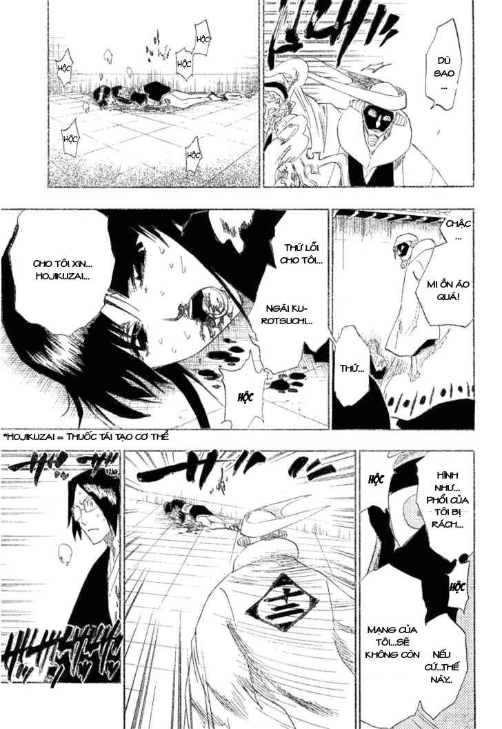 Bleach chapter 123 trang 5
