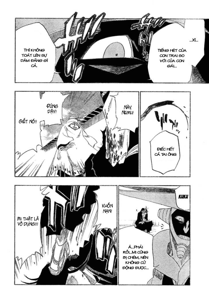 Bleach chapter 123 trang 12