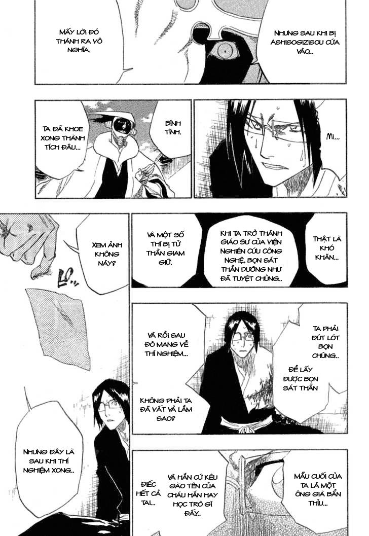 Bleach chapter 123 trang 15