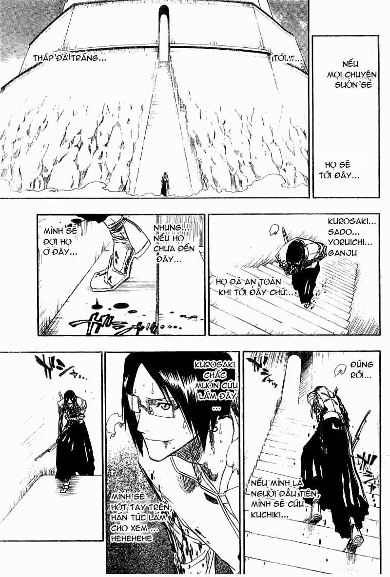 Bleach chapter 126 trang 13