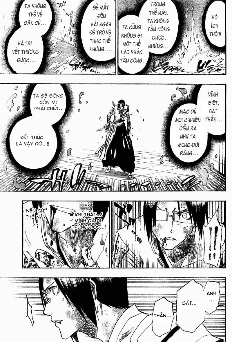 Bleach chapter 126 trang 7
