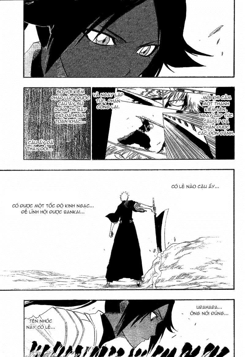 Bleach chapter 129 trang 15