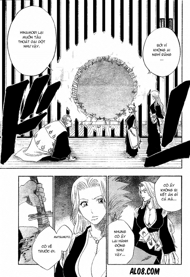 Bleach chapter 129 trang 17