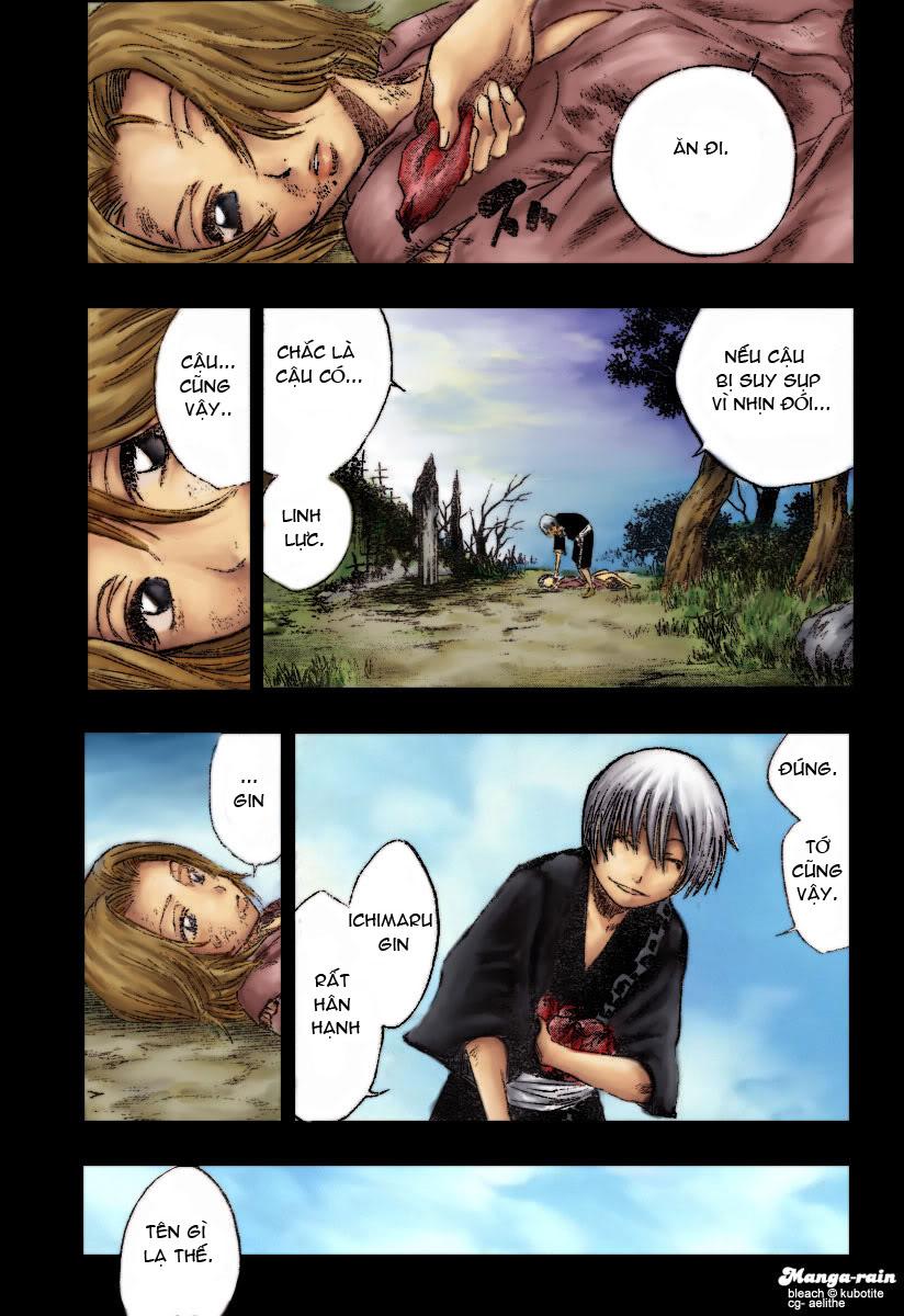 Bleach chapter 129 trang 1