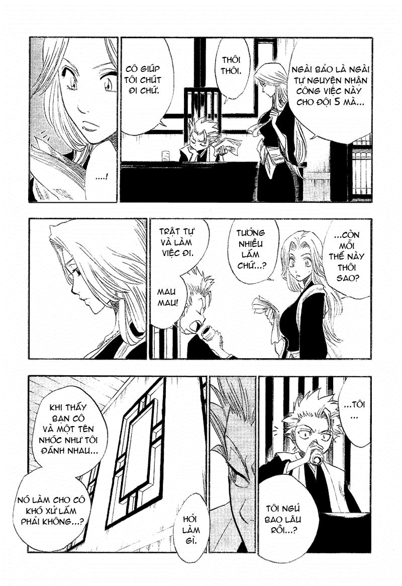 Bleach chapter 129 trang 3