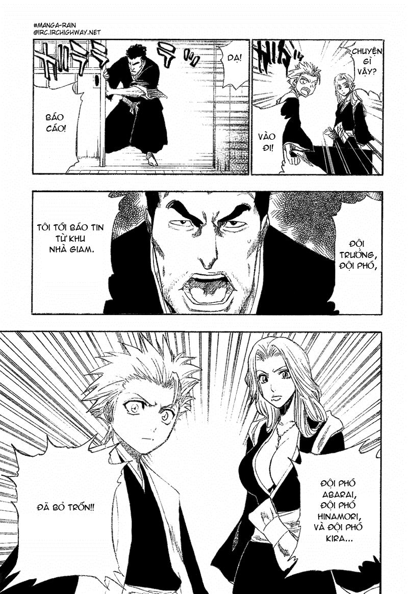 Bleach chapter 129 trang 5
