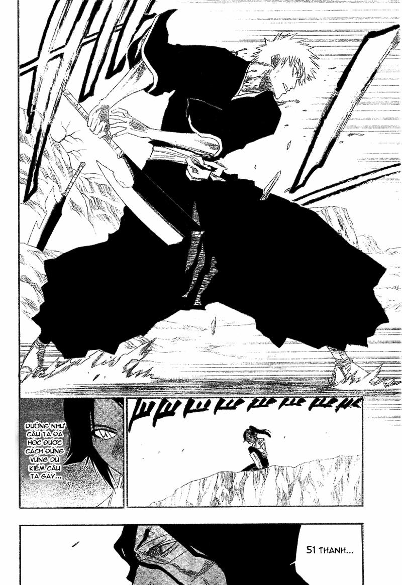 Bleach chapter 129 trang 8
