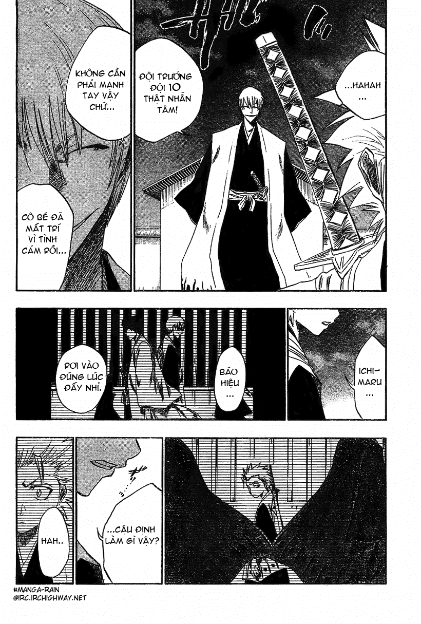 Bleach chapter 131 trang 16