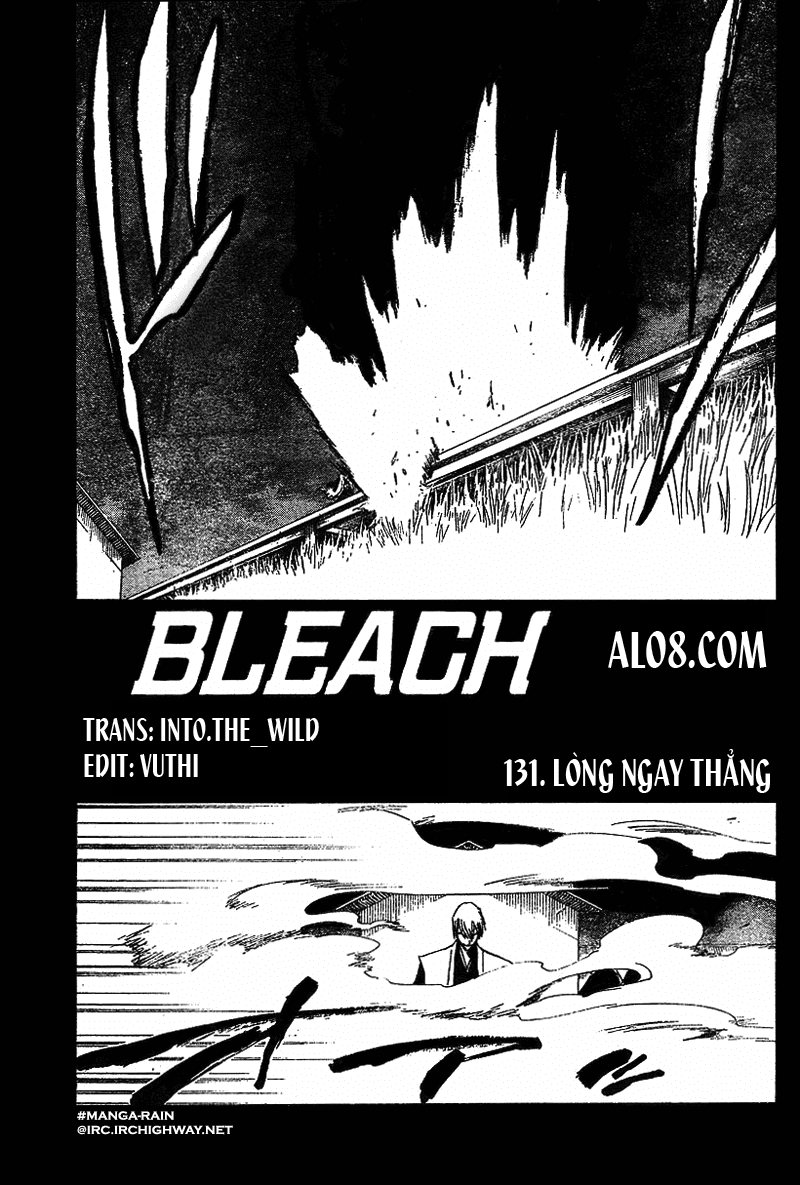Bleach chapter 131 trang 7