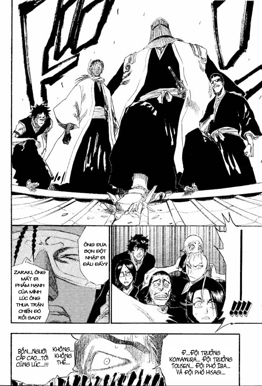Bleach chapter 138 trang 19