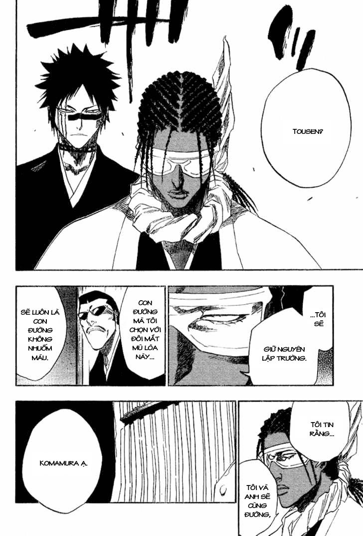 Bleach chapter 138 trang 9