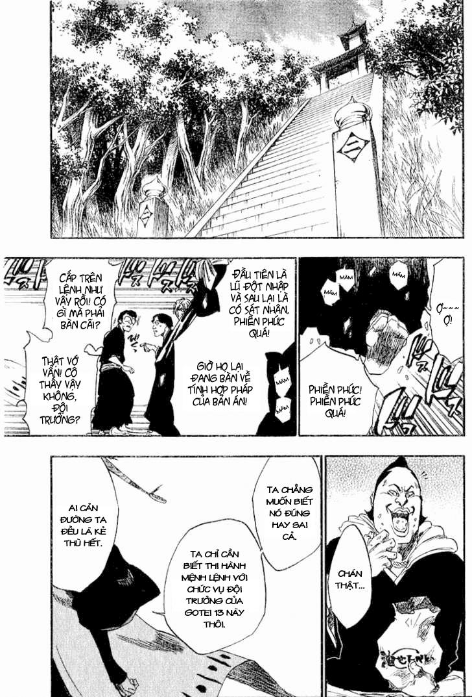 Bleach chapter 138 trang 10