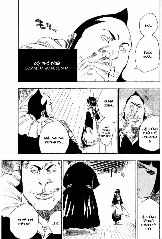 Bleach chapter 138 trang 12