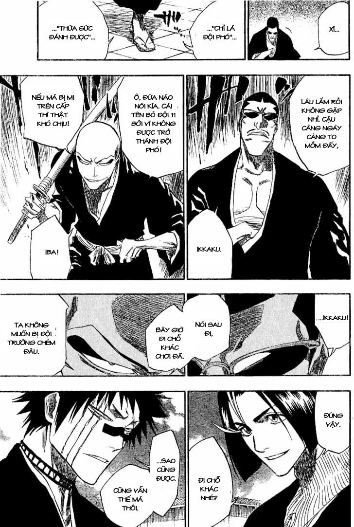 Bleach chapter 139 trang 9
