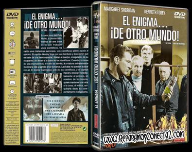 El Enigma de Otro Mundo [1951] español de España megaupload 2 links