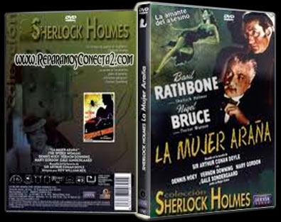 Sherlock Holmes y la mujer araña - The Spider Woman [1944] español de España megaupload 2 links