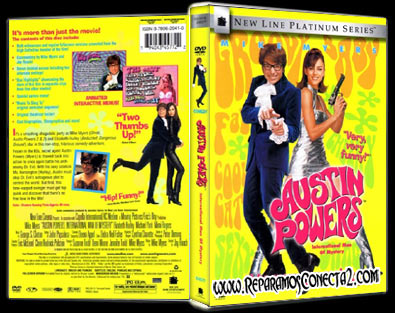 Austin Powers: Misterioso agente internacional [1997] español de España megaupload 2 links, cine clasico