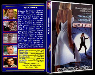 Alta tensión 1987 | Caratula | cine clasico