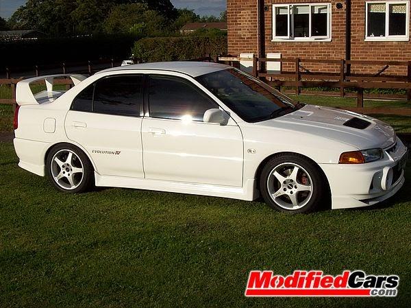 2003 Toyota Celica Gt >> Best Modified Cars: Modified Car Mitsubishi Lancer Evo 4 1997