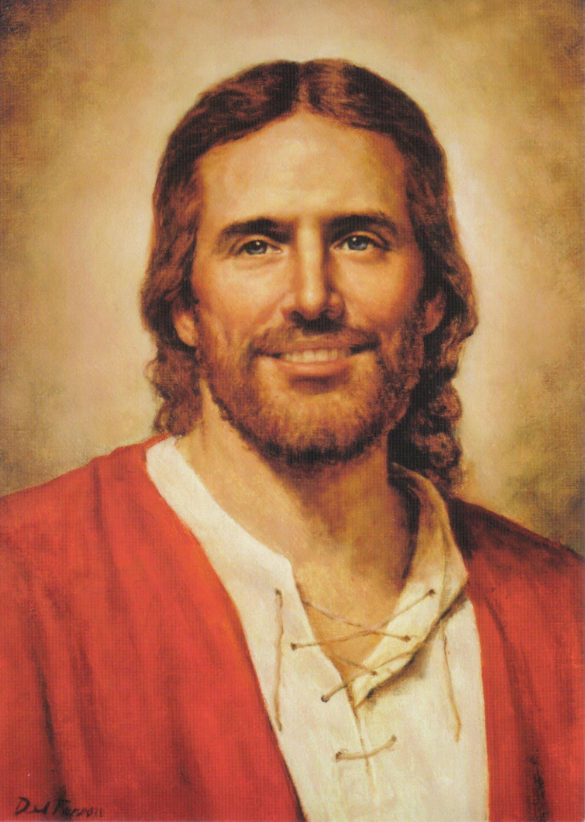 Jesus Christ Smiling