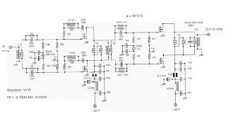 Broadband RF Power Amplifier 1 8-30 MHz ~ All Clarification Of