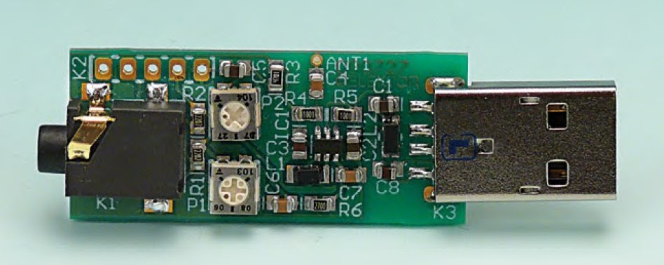 Smd Mp Fm Transmitter on Colpitts Oscillator Design