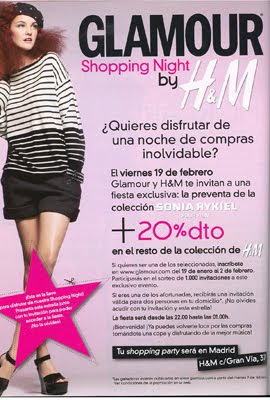 73768c9021 Glamour Shopping Night by H M