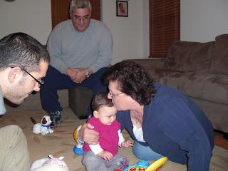 A Lodeserto Love Letter: Grandma & Grandpa Lodeserto's visit