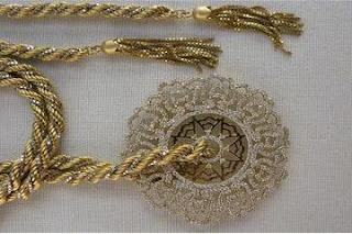 Libanesisk Guld Smyckes Designer Libanon I Bild