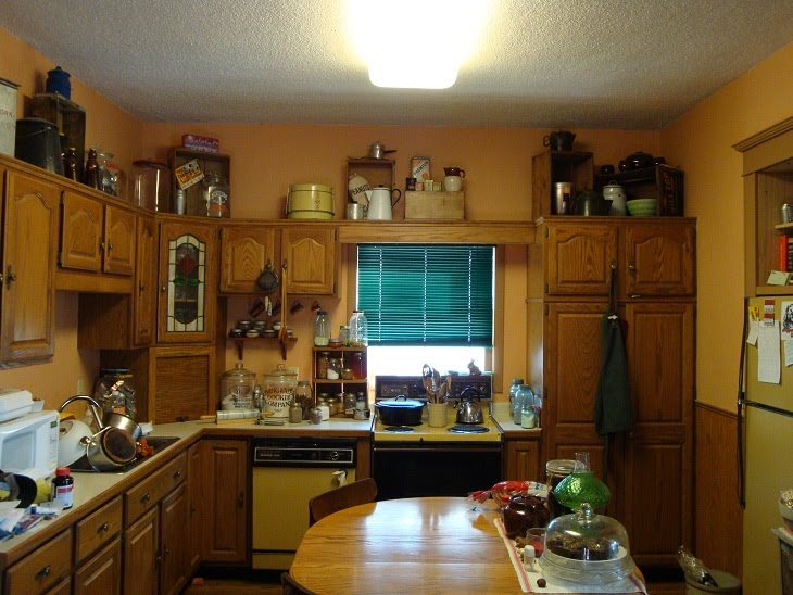 pumpkin hollow primitives my primitive kitchen