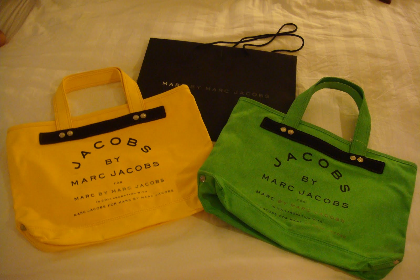 996aba068244 ailema feliciano  FOR SALE  Marc by Marc Jacobs Canvas Tote