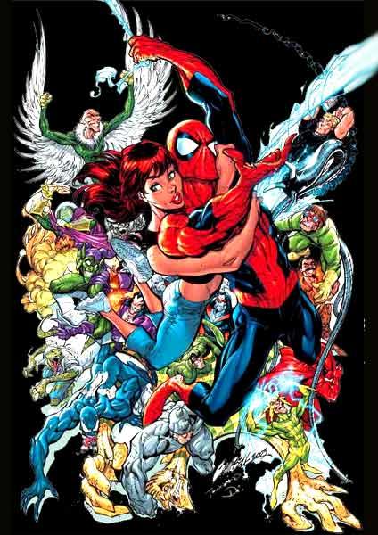 Sneak Peek Spider Man Villain To Embody Warmth And Rage