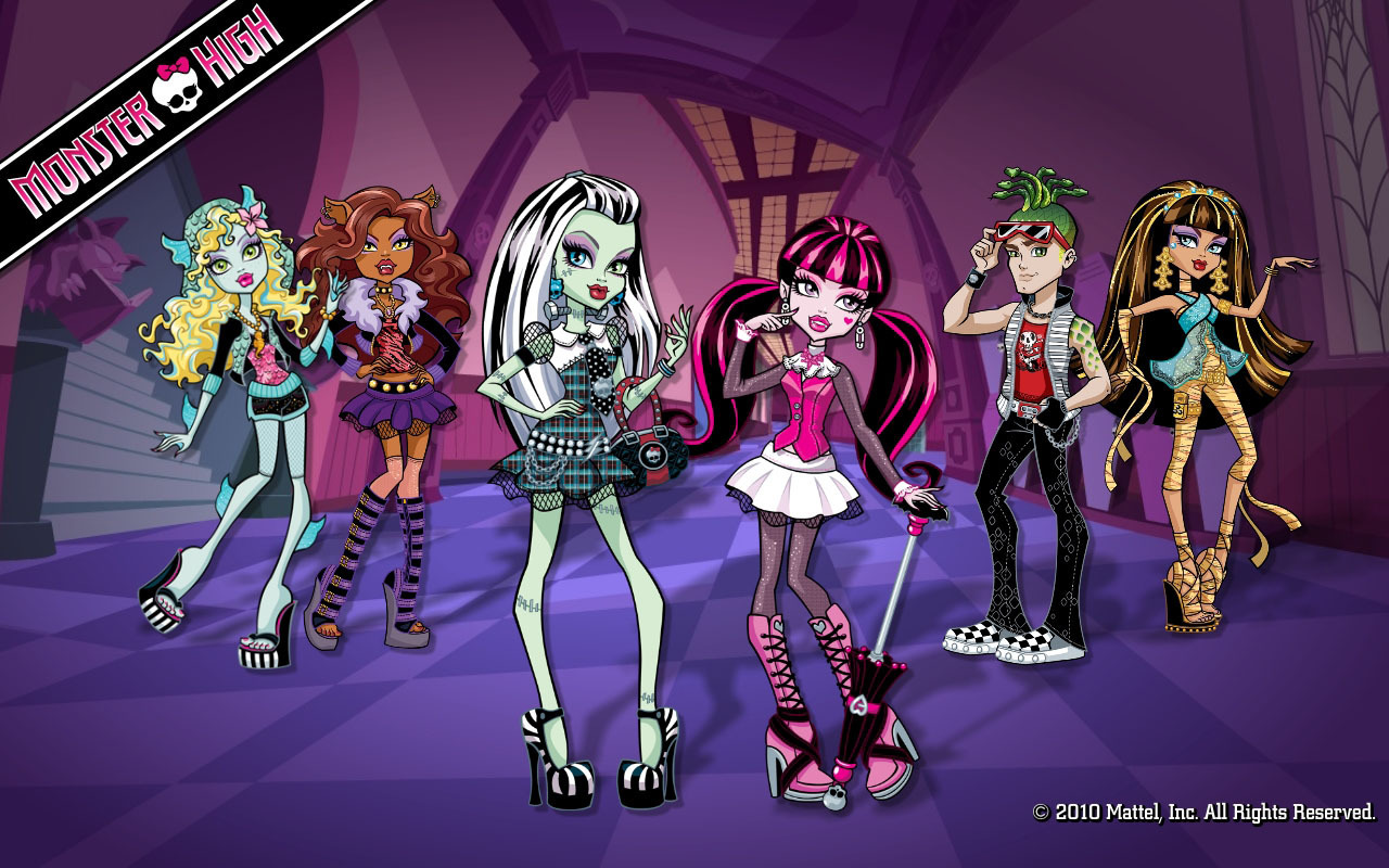 "SNEAK PEEK: ""Monster High: Fright On!"" - photo#33"
