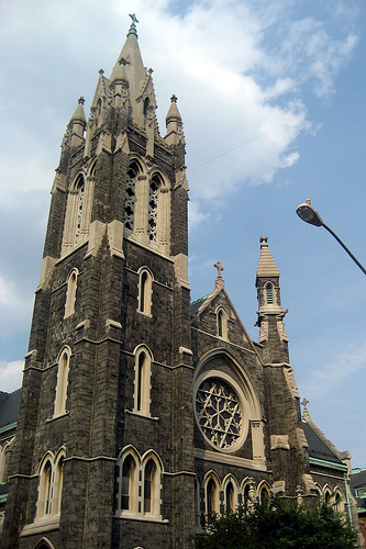 St Agnes Church Nyc Ny