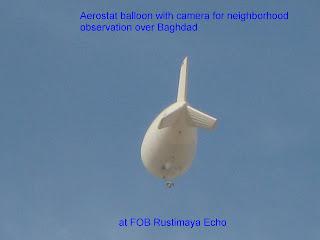 aerostat sky crow