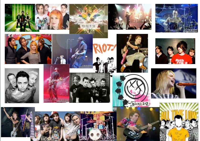 rock alternative bands