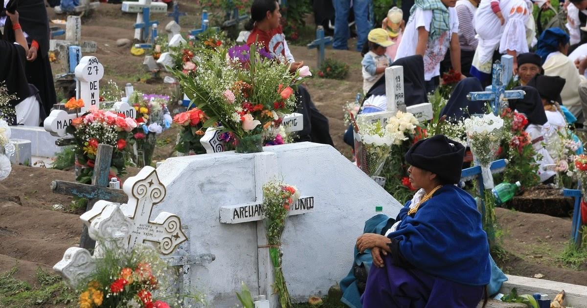 """El Día De Muertos Es La Fiesta Favorita De Los Viajeros: Tradiciones En """"El Día De Los Difuntos"""" En Ecuador"""
