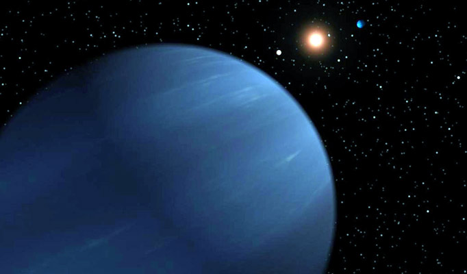 Neptune Planet HD - Pics about space