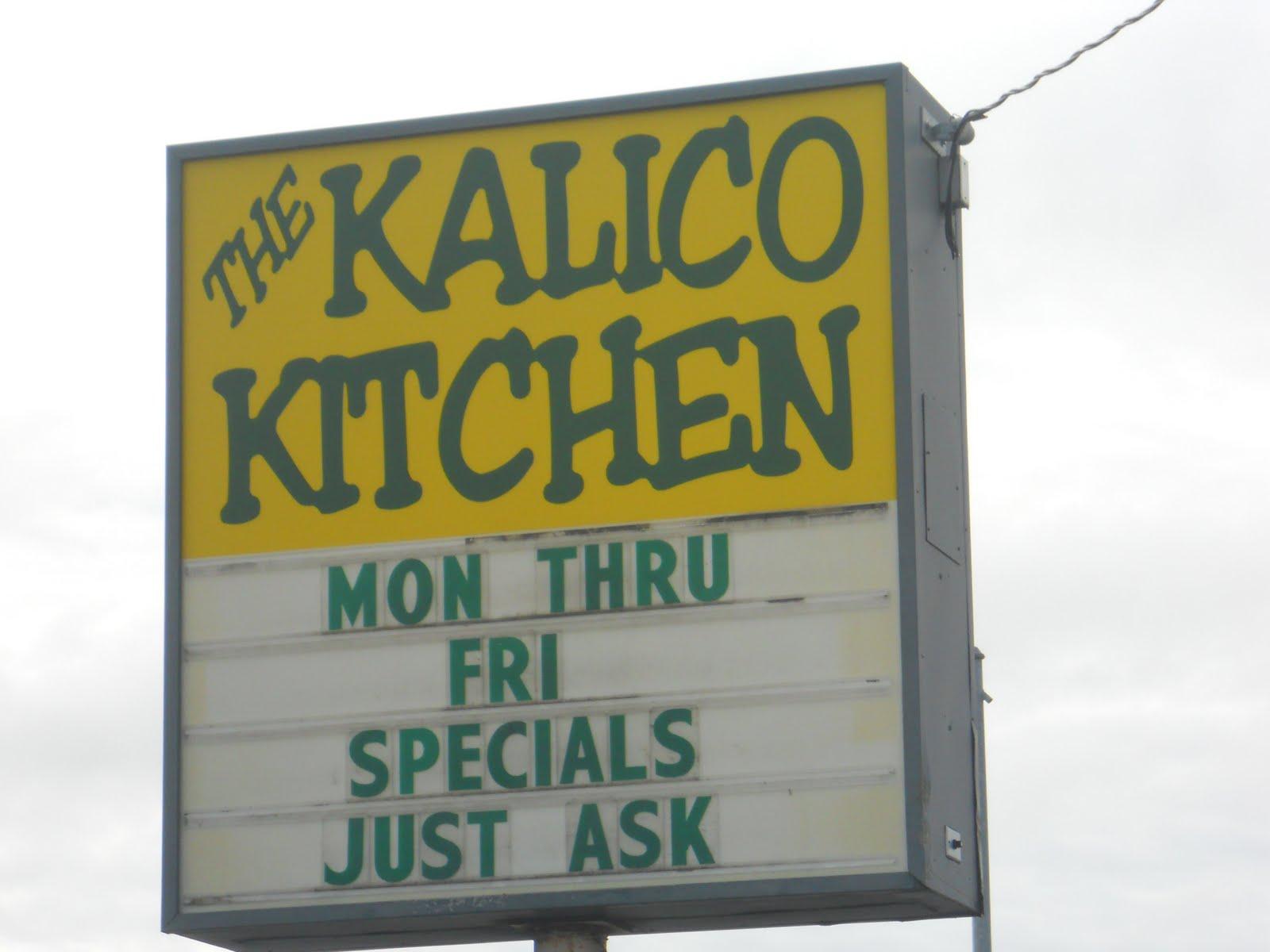 Tasty Trek: Kalico Kitchen