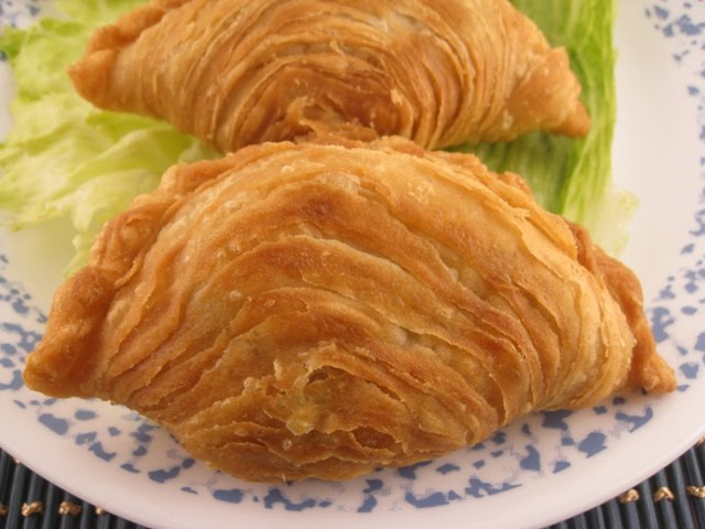 My Asian Kitchen Spiral Curry Puff Karipap Pusing Step By