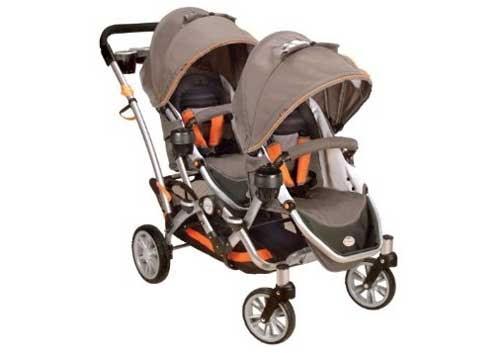 Bugaboo Double Stroller Baby Double Stroller Kolcraft