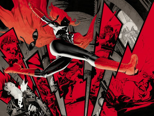 J. H. Williams III - Batwoman