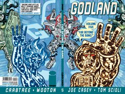 Godland - Joe Casey - Tom Scioli