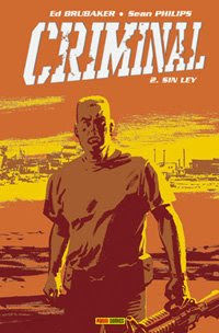 Criminal de Ed Brubaker y Sean Phillips