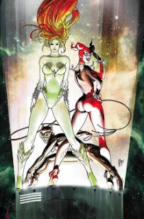 Gotham City Sirens - Guillem March