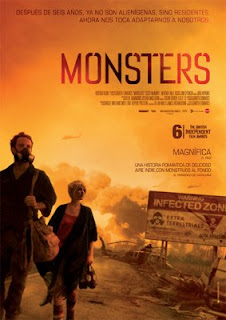 Monsters - póster