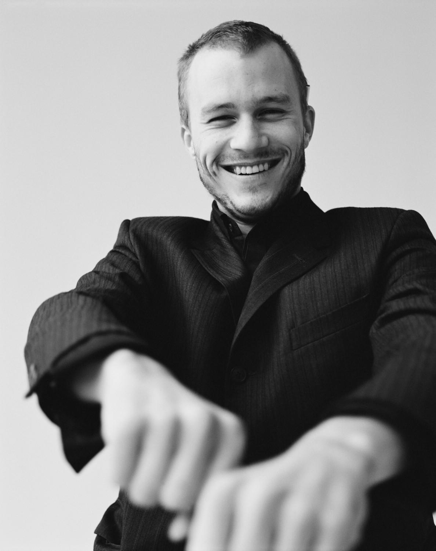 lookin like a superstar.: Heath Ledger by Ben Watts.